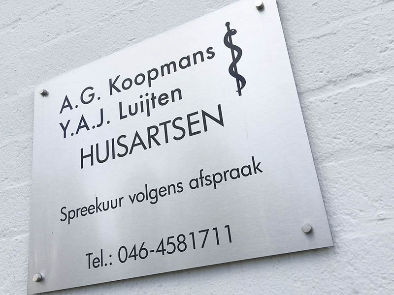 Huisarts Koopmans | Luijten